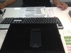 iPhone5 契約中