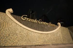 グランド センターポイント スクンビット 入り口