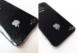 iPhone修理 ビフォアアフター